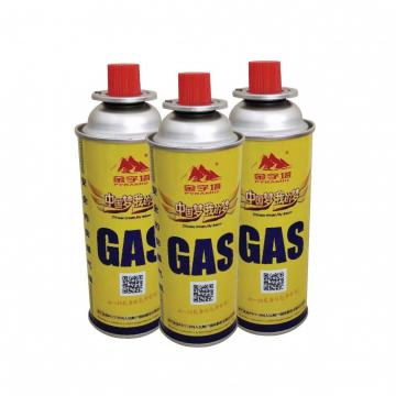 Professional Butane Gas Portable Butane Can