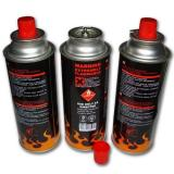 Camping Refill Butane Gas Portable butane gas canister for outdoor and butane canister