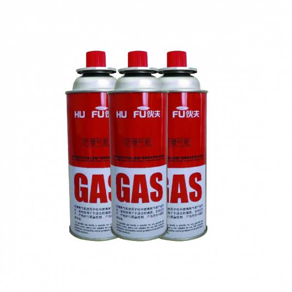 Lighter butane gas 300ml manufacturing best high quality butane gas cartridge canister #2 image