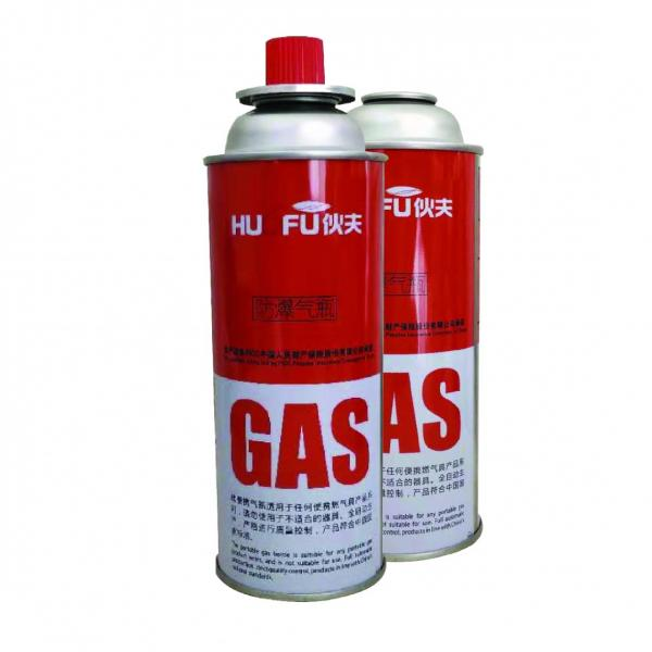 300ml / 250ml / 220ml cheapest butane gas refill canister butane gas for camping gas cylinders butane #1 image