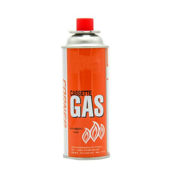 Butane gas canister BBQ Fuel Cartridge for portable camping stoves #2 image